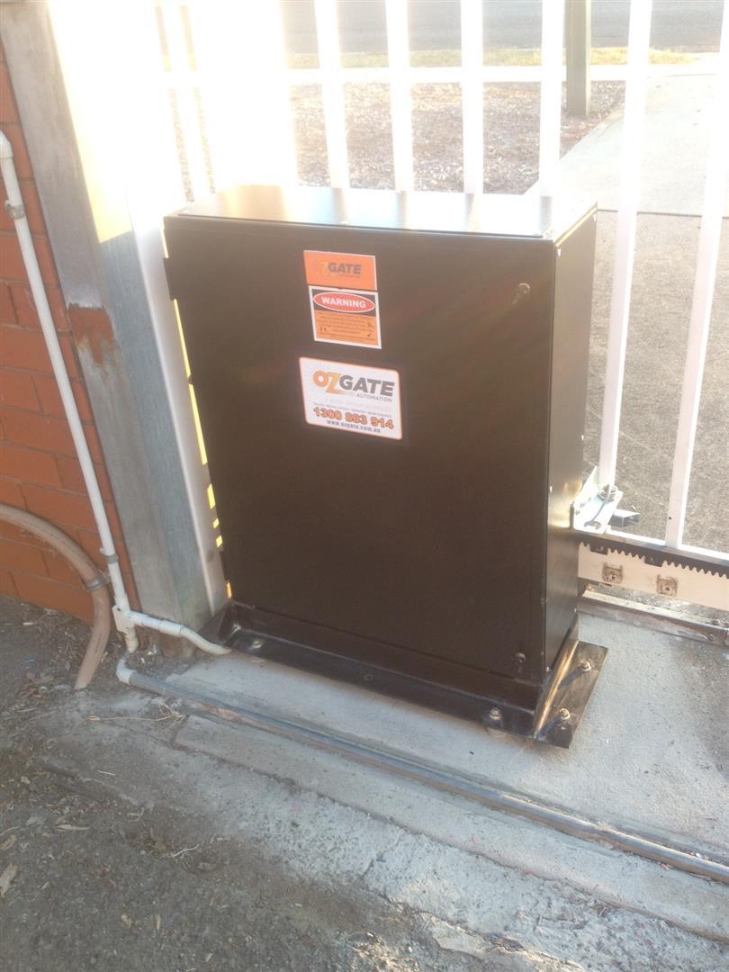 Heavy Duty Sliding Gate Motor